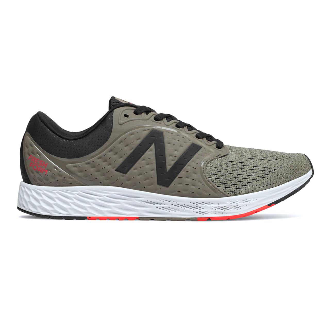 53189ac013af0 New Balance Men's MZANTMF4 Running Shoe Urban Grey/Black - Shop now @  Shoolu.