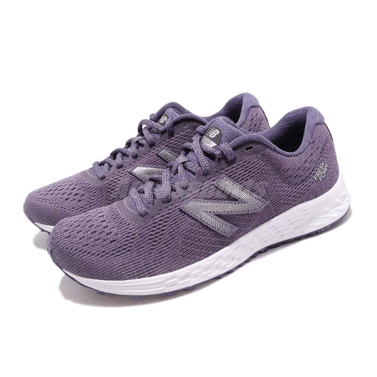 New Balance Women's WARISSA1 Running Shoe Purple