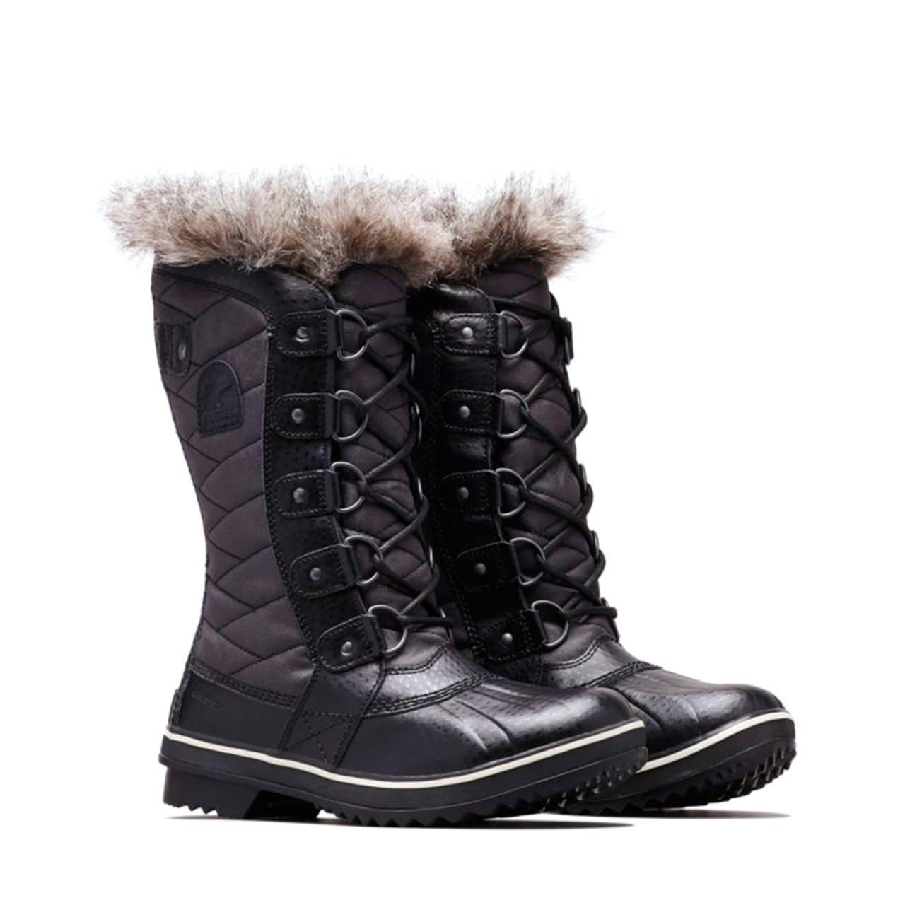 41dbcaf5d5bf Sorel Women s Tofino II Winter Boot Black Stone - Shop now   Shoolu.com
