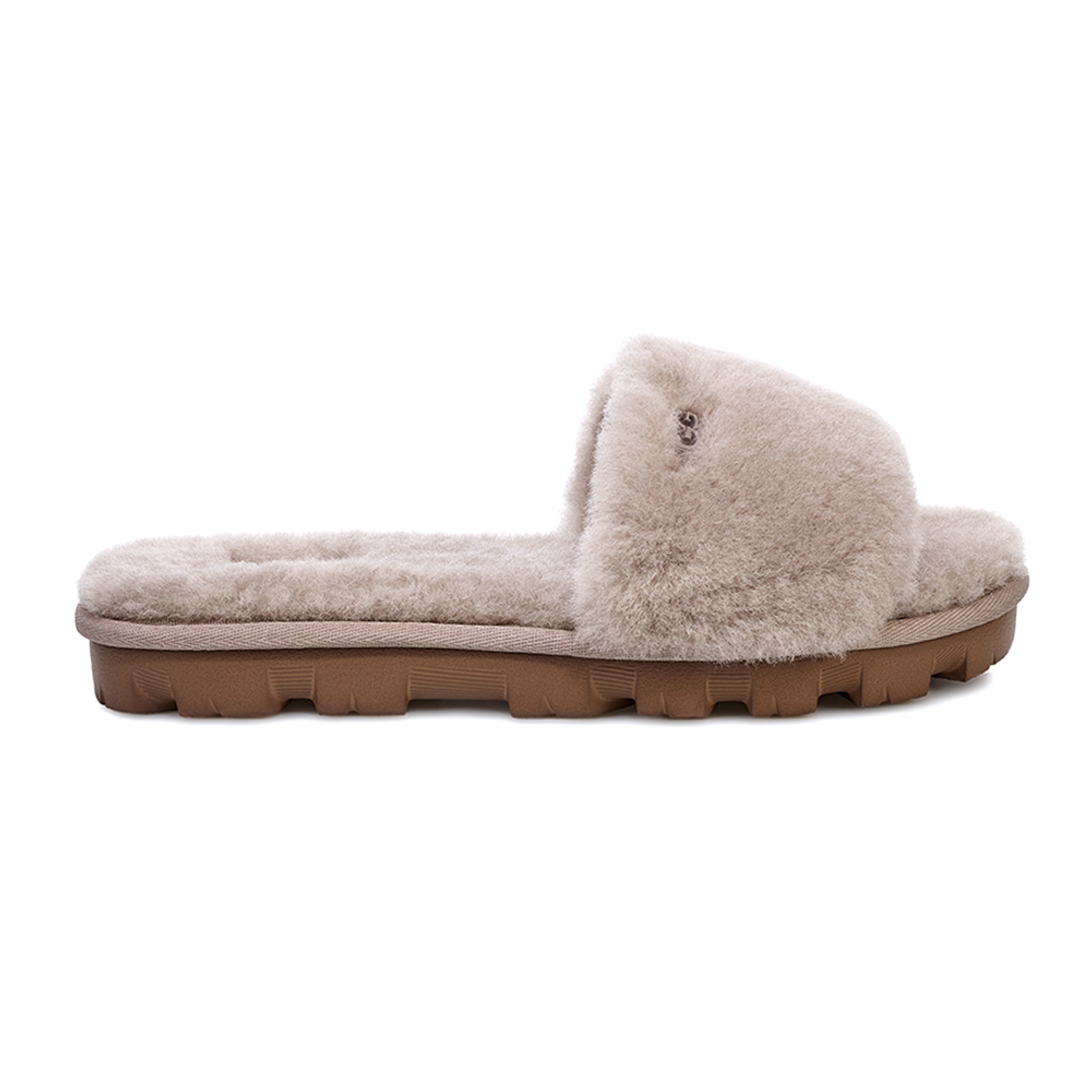 64df167ca8 UGG Women's Cozette Slide Slipper - Grey | Discount Ugg Ladie's ...