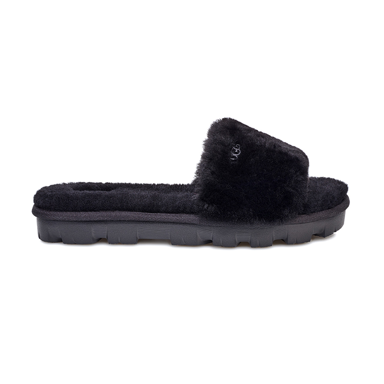 260510a6a63 UGG Women's Cozette Slide Slipper Black