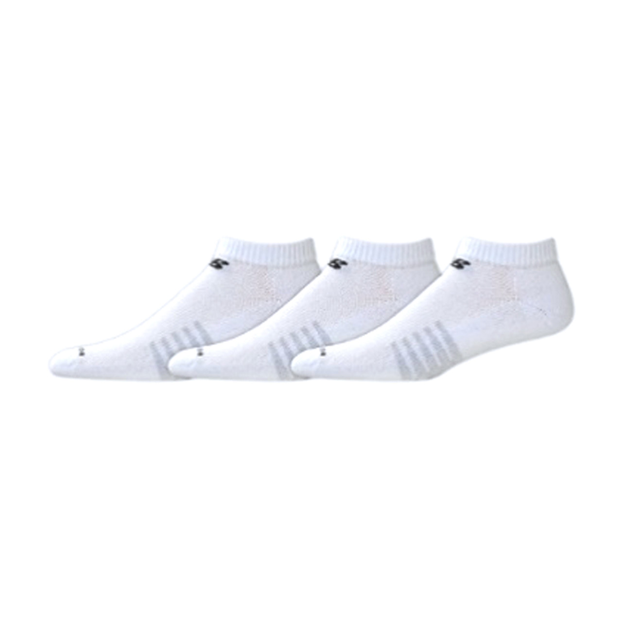 8b509fca93f47 New Balance Men's 3 Pack Performance Cotton Low Cut Socks White - Shop now  @ Shoolu