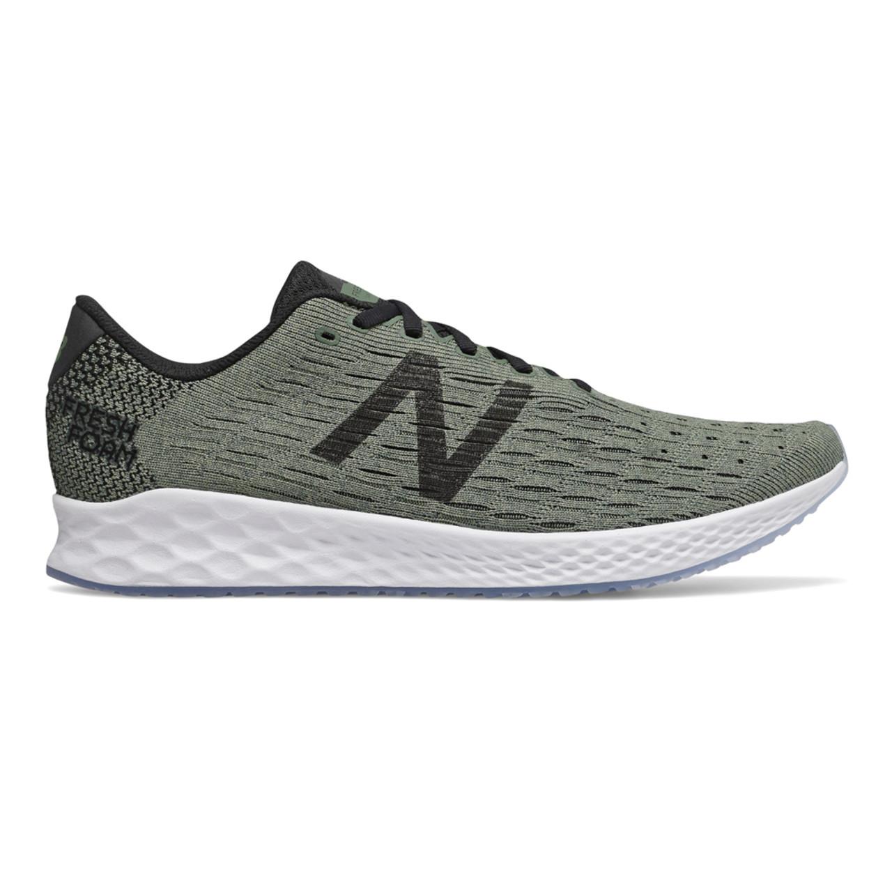 5e8ca9b106 New Balance Men's MZANPMG Running Shoe Mineral Green/Black