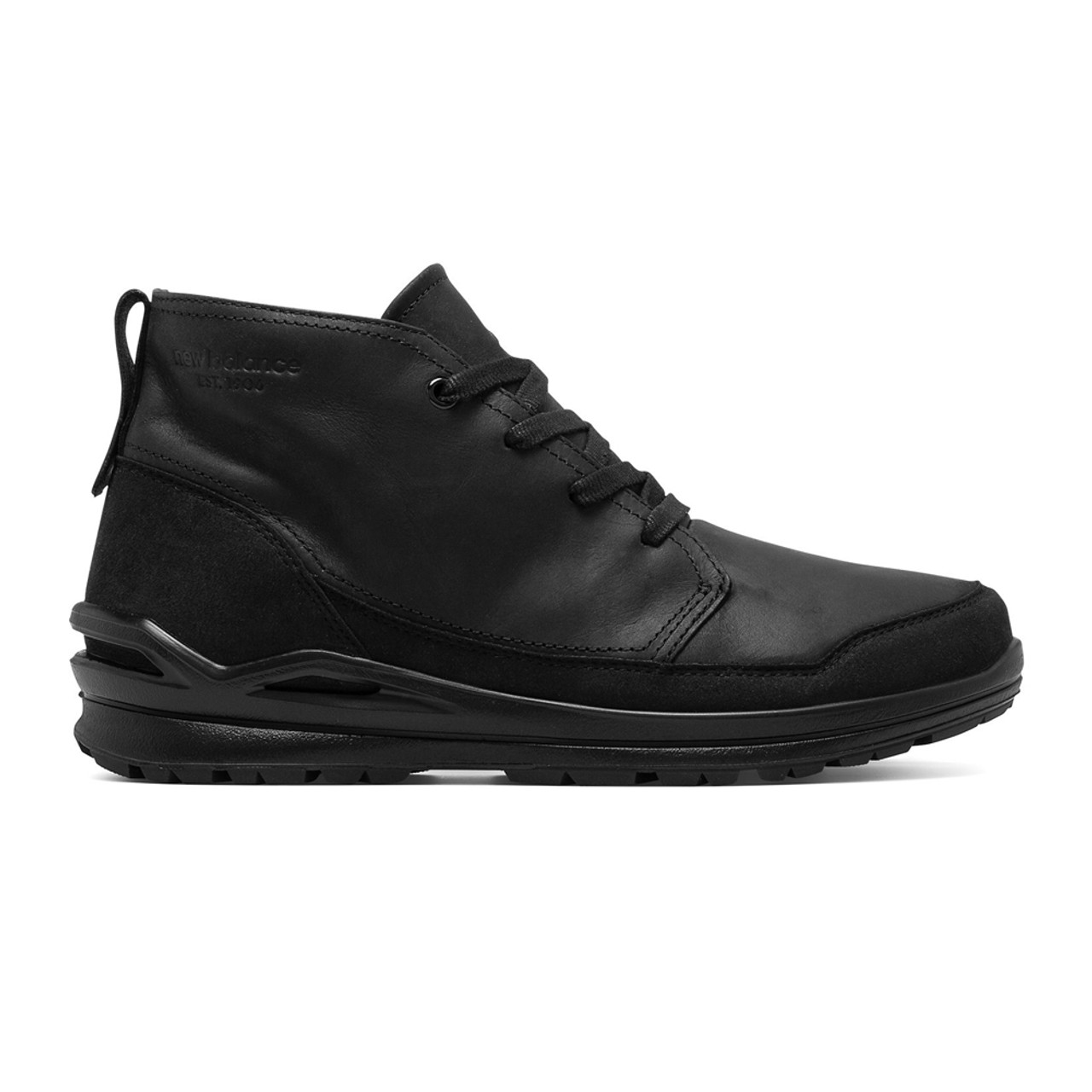 4e38c6069ded6 New Balance Men's BM3020BK Chukka Boot Black - Shop now @ Shoolu.com