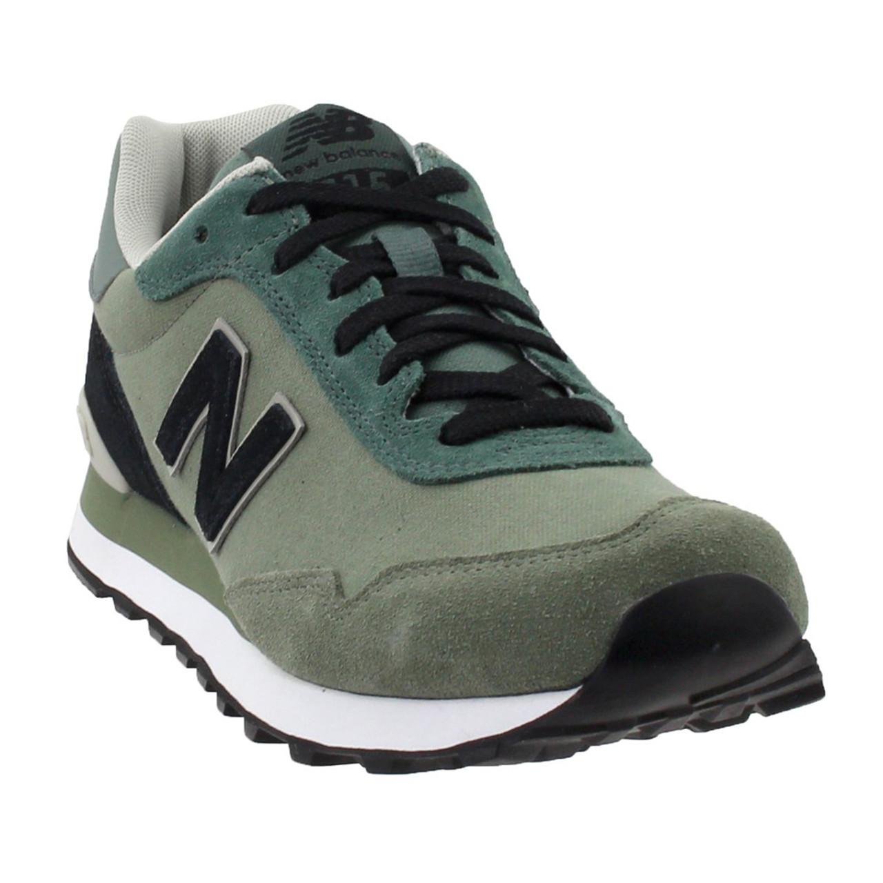 bca1512b55297 New Balance Men's ML515CGS Sneaker Green/Black - Shop now @ Shoolu.com