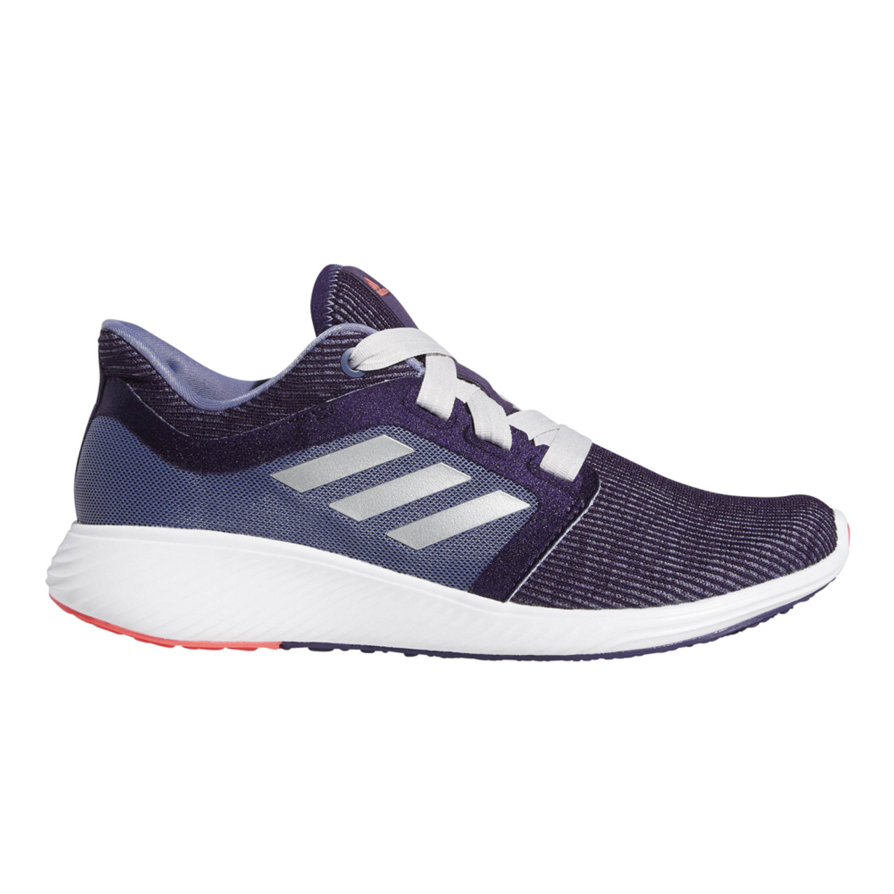 Adidas Women s Edge Lux 3 Running Shoe Purple Silver - Shop now   Shoolu. 2de3d7e14