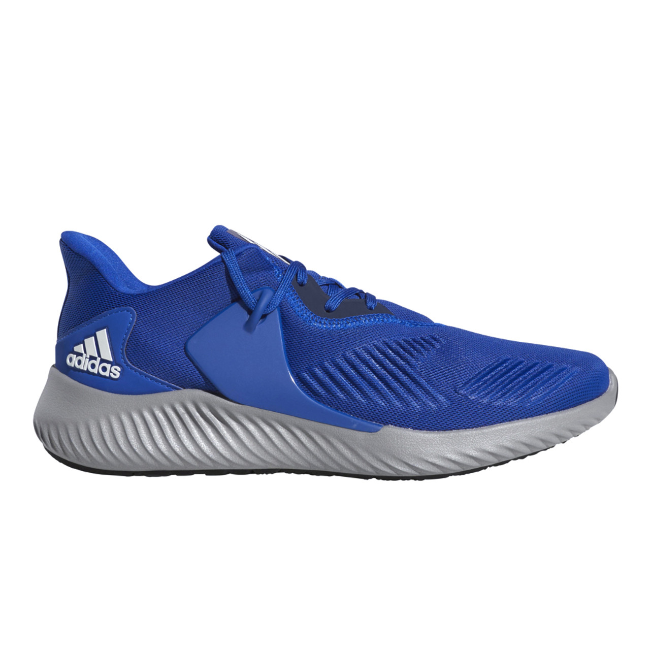various colors ba0b1 124fd Adidas Men s Alphabounce RC Running Shoe Royal Blue Grey - Shop now    Shoolu.