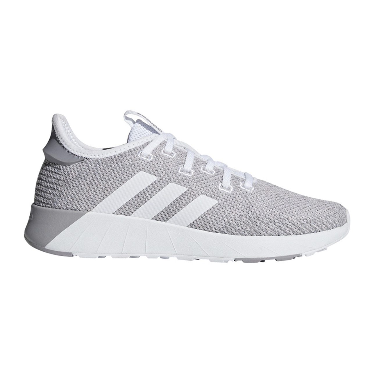 biggest discount info for low priced Adidas Women's Questar X BYD Sneaker Ice Purple/White