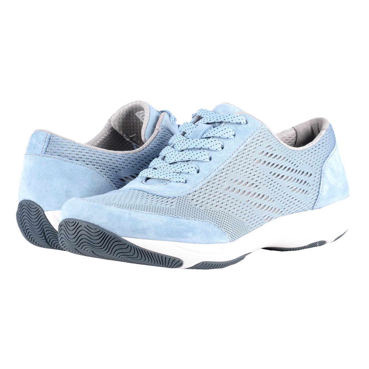 Dansko Women's Hayes Sneaker - Blue