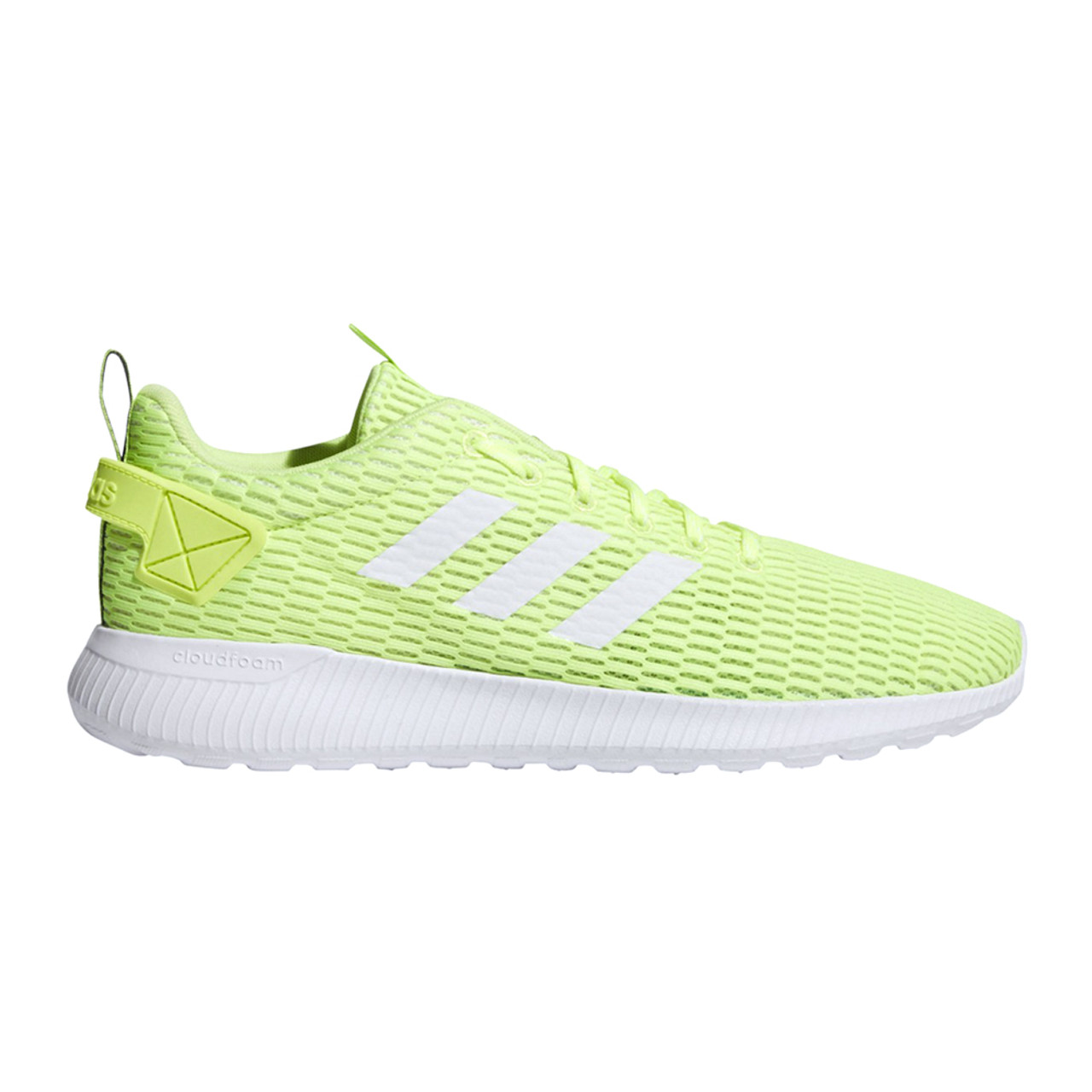 hot sale online 4f6ec 3e5be Adidas Men s Lite Racer Climacool Cross Trainer Hi-Res Yellow White - Shop  now