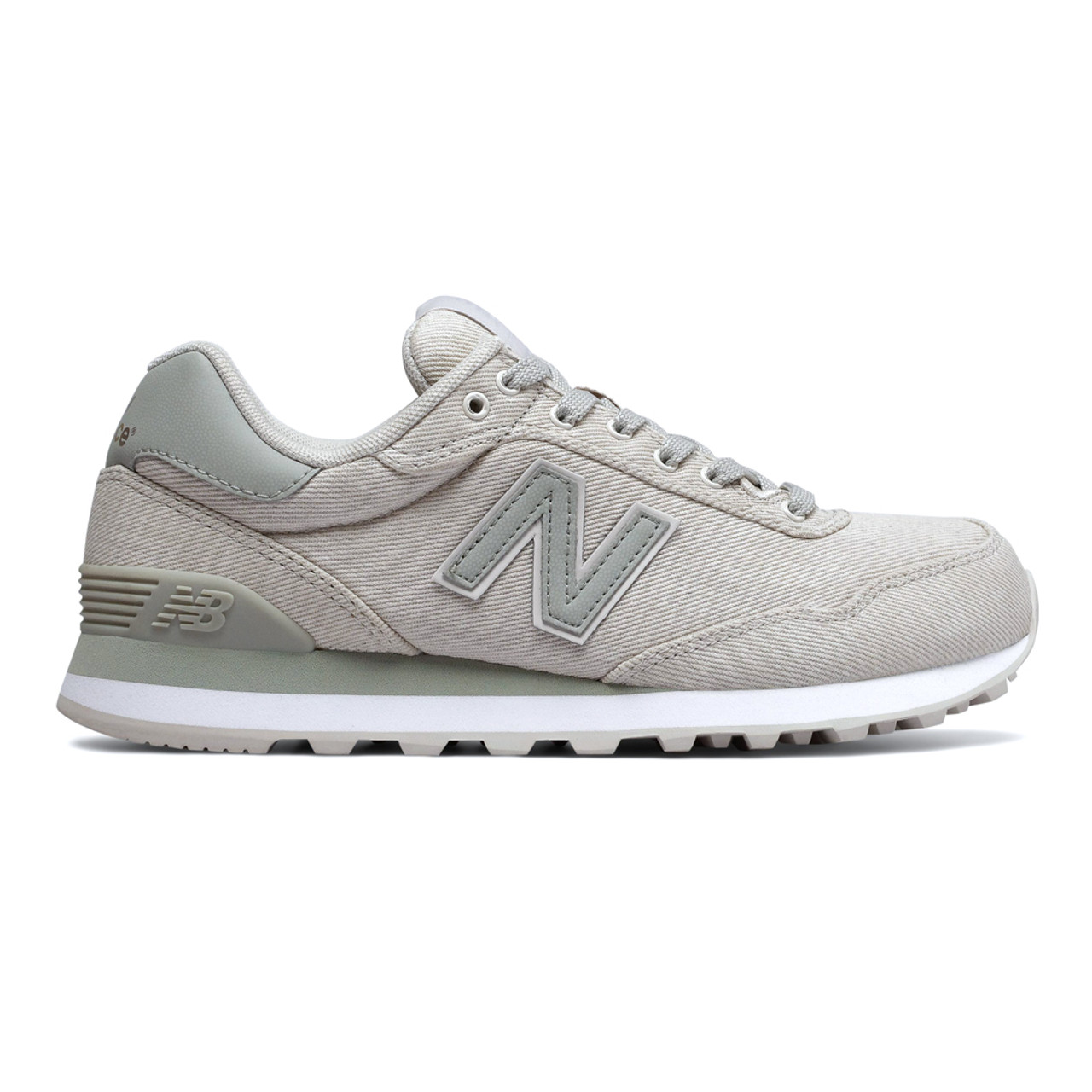 quality design 2096a f372d New Balance Women's WL515BSP Sneaker Moonbeam/Grey
