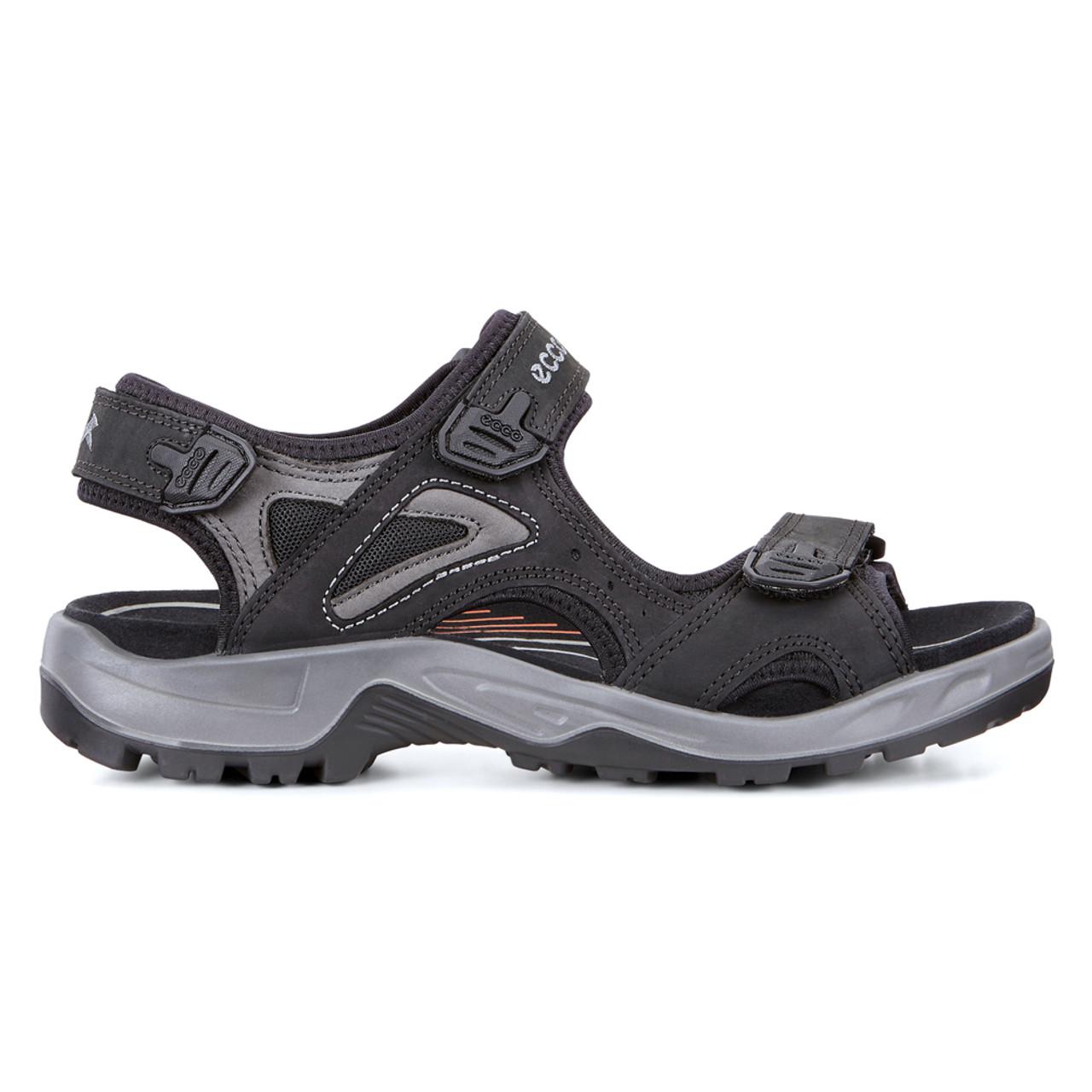 ECCO Offroad Sandals Herren blackdark shadow