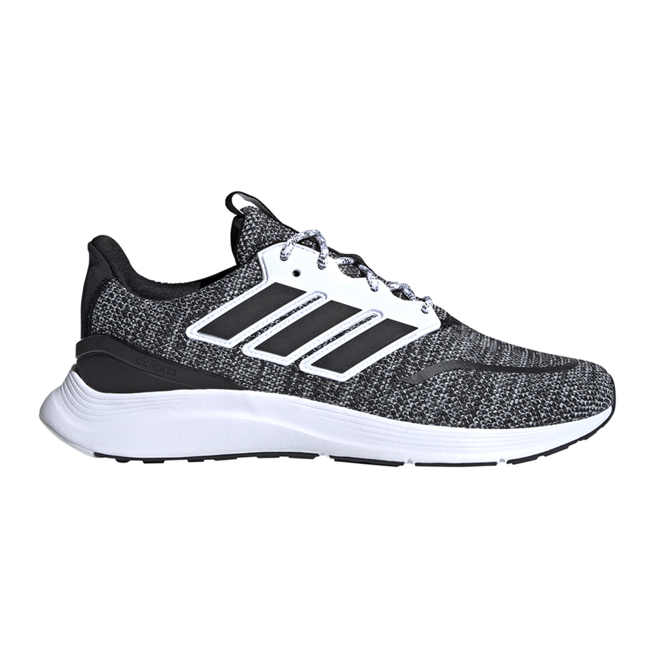 39e56423f Adidas Men's Energyfalcon Running Shoe Core Black/White - Shop now @  Shoolu.com