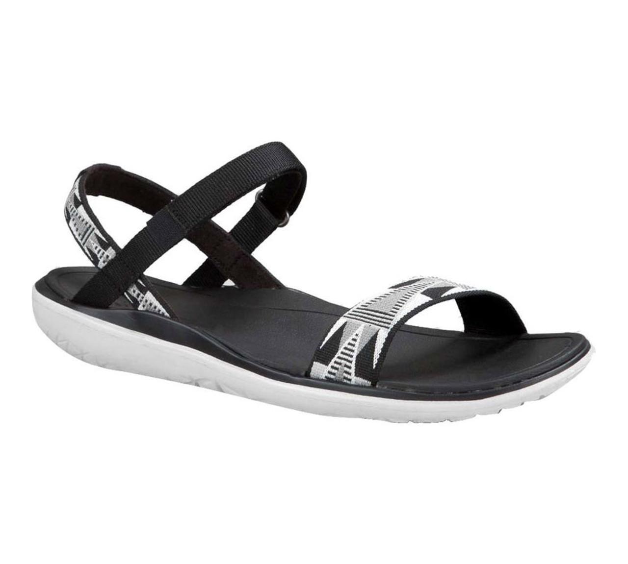 15e8b7f3e3bc Teva Women s Terra Float Nova Sandal Black - Shop now   Shoolu.com