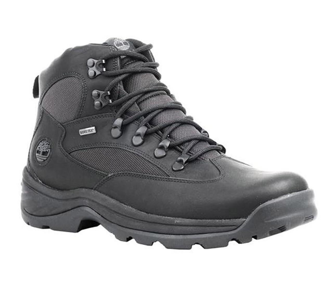 Fiesta dinosaurio Riego  Timberland Men's Chocorua Trail Gore-Tex Mid Hiking Boot - Black   Discount  Timberland Mens Outdoor Shoes & More - Shoolu.com   Shoolu.com