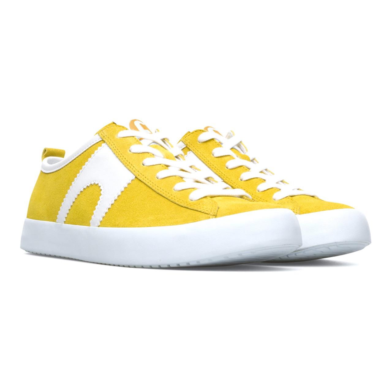 Camper Women's Imar Fashion Sneaker Yellow