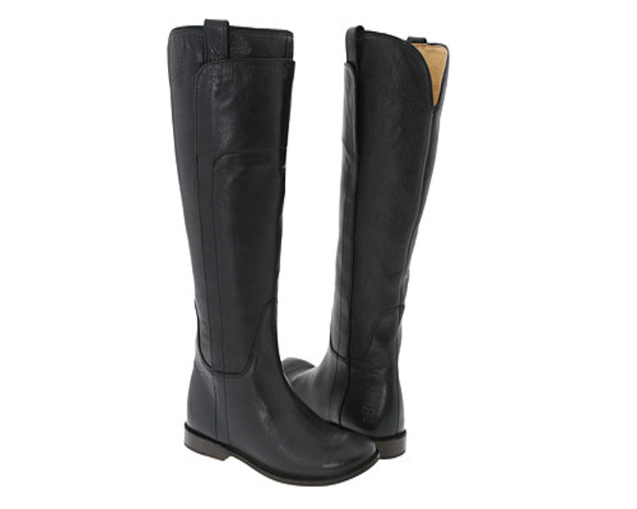 8396145057a FRYE Women's Paige Tall Riding Boot Black