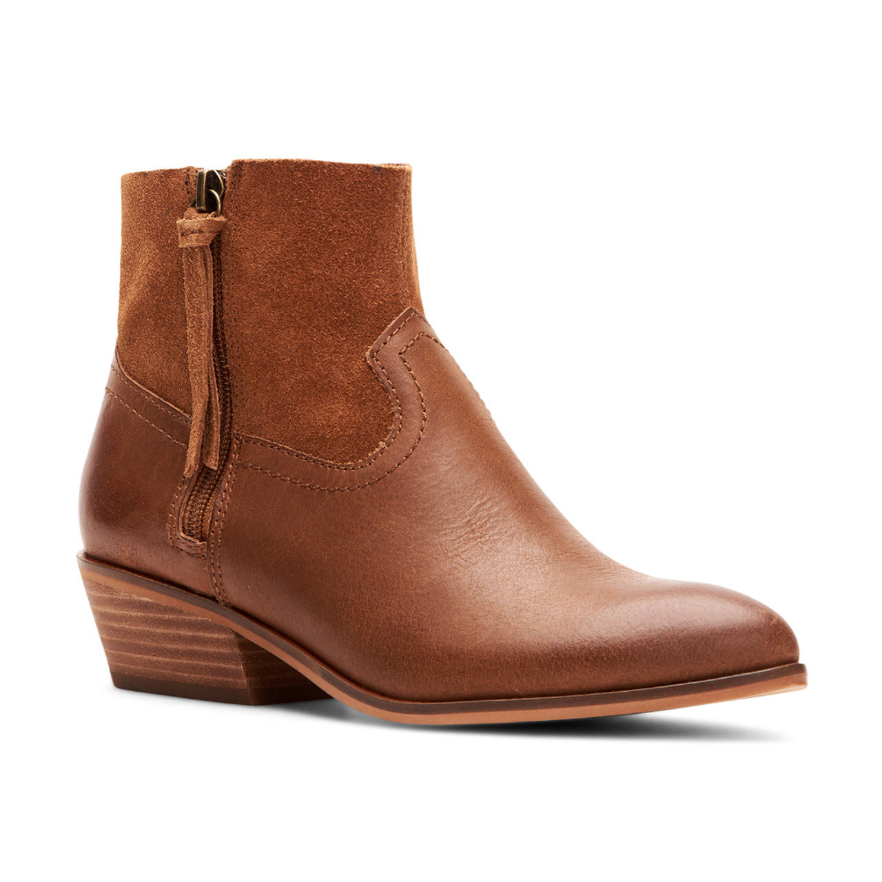 FRYE AND CO Rubie Zip Booties ** FREE SHIPPING **