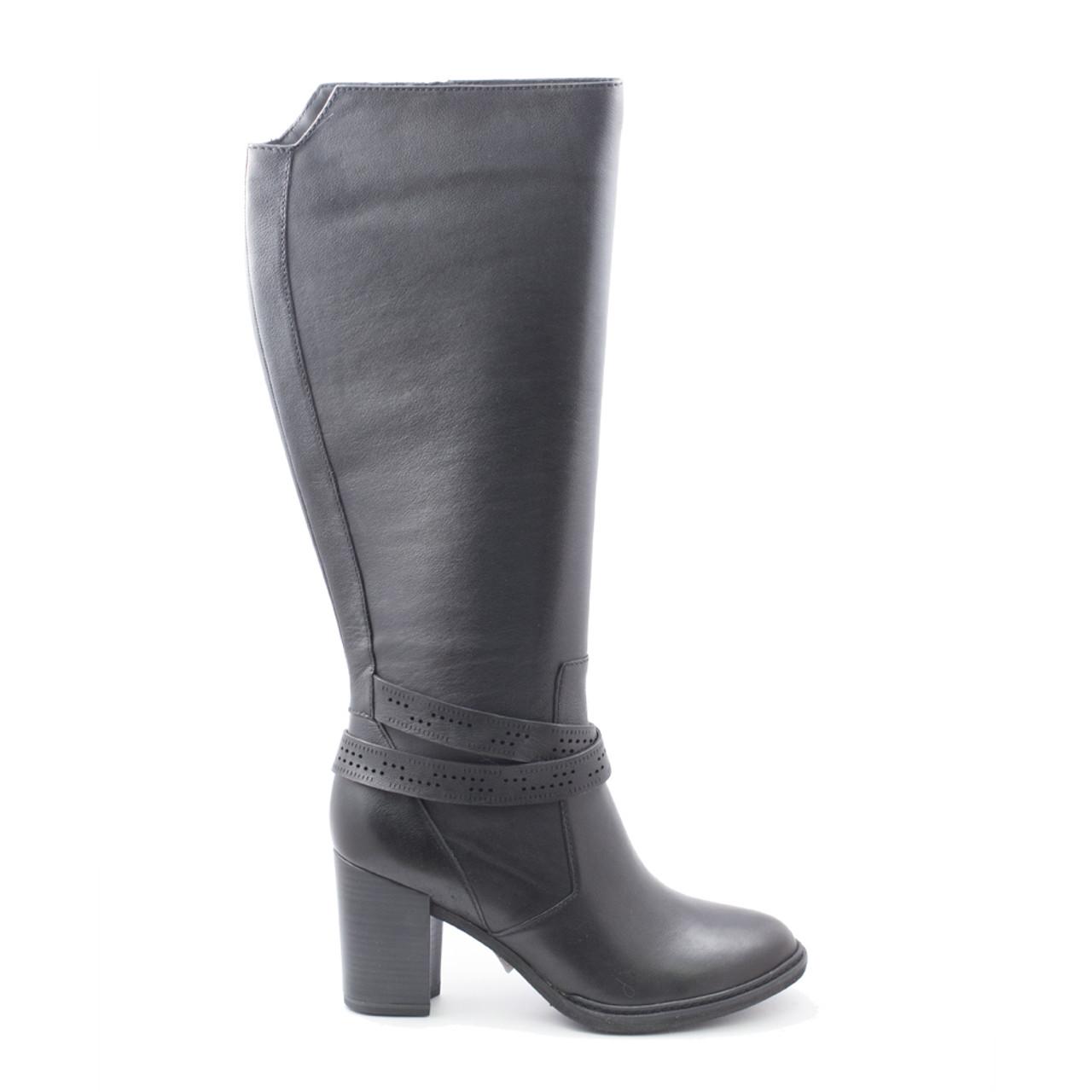 df813e61918 Tamaris Women s 25556 Boot Black - Shop now   Shoolu.com