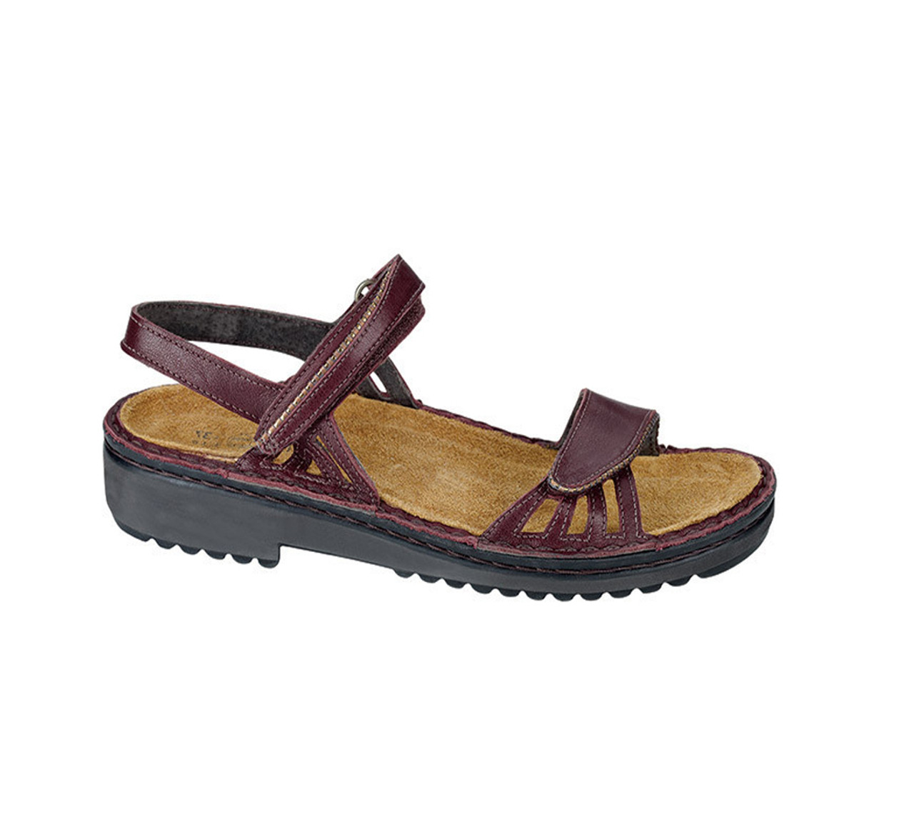 ee516a5dbdc7 Naot Women s Anika Sandals Shiraz Leather - Shop now   Shoolu.com