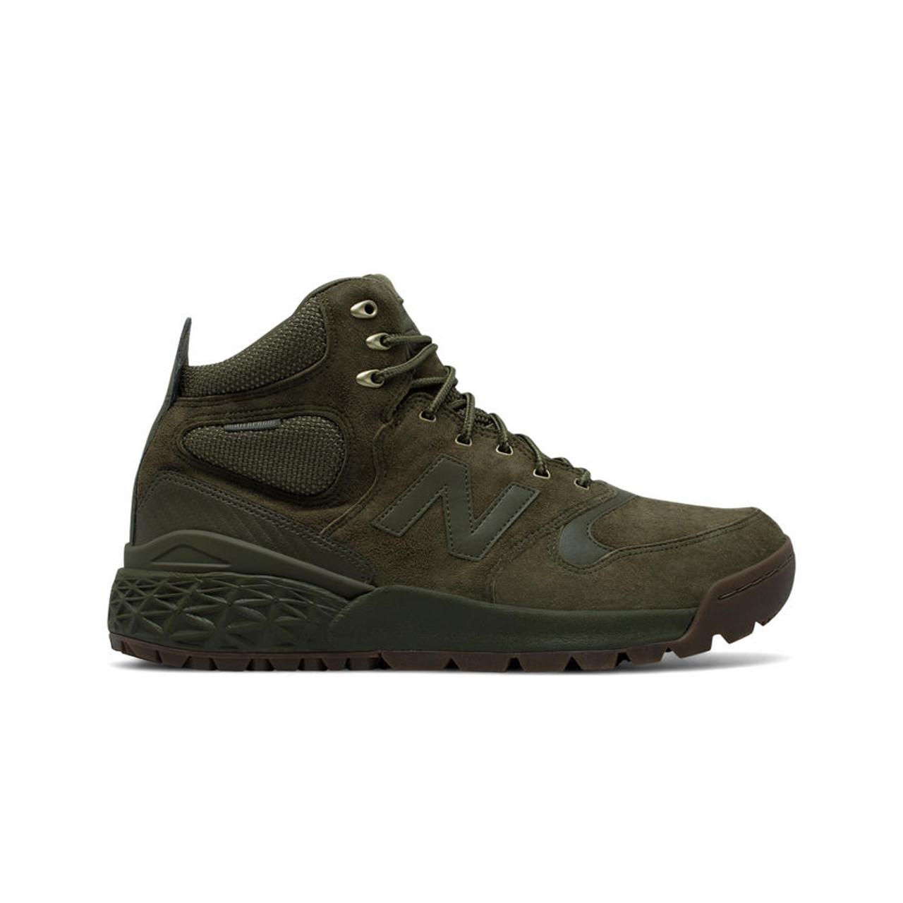 ad8d7b29a05 New Balance Men's HFLPXOL Sneaker Boot Olive