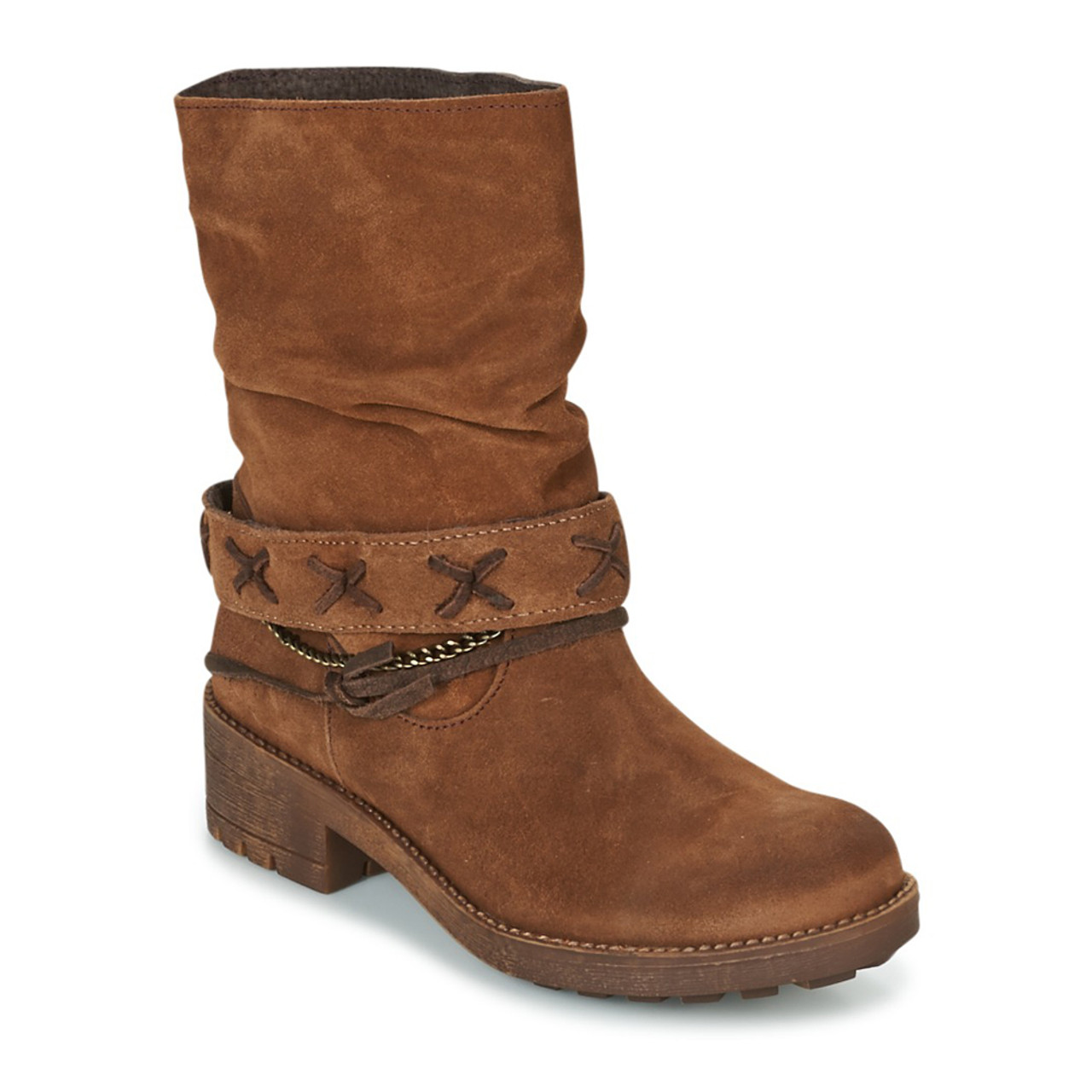 89f5779341f Coolway Women's Angus Boot Brown