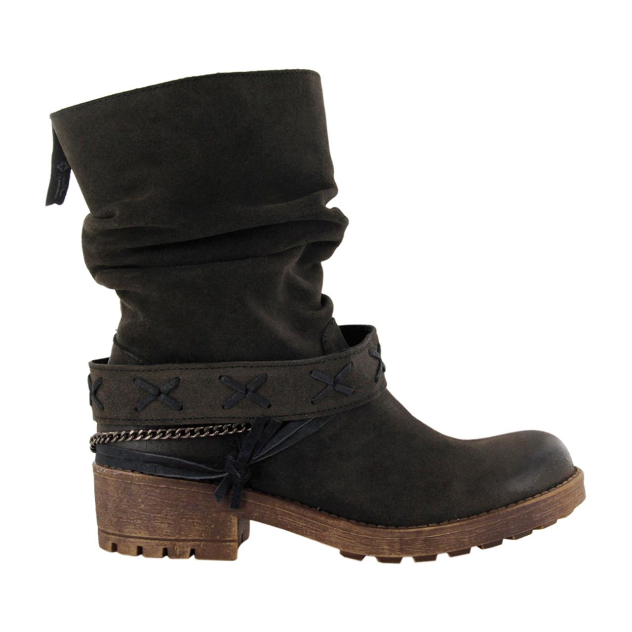 1ca17716021 Coolway Women's Angus Boot Black