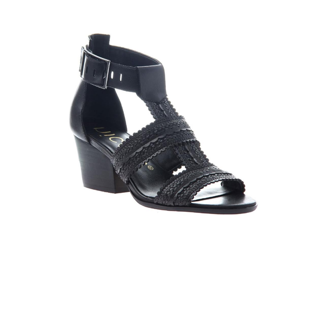 652b3493b06 Nicole Women's Tessie Dress Sandal Black