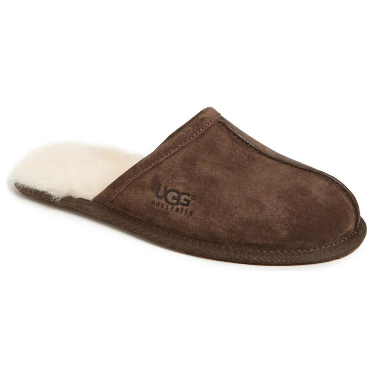 54feb0a33c22 UGG Men s Scuff Slipper Espresso - Shop now   Shoolu.com