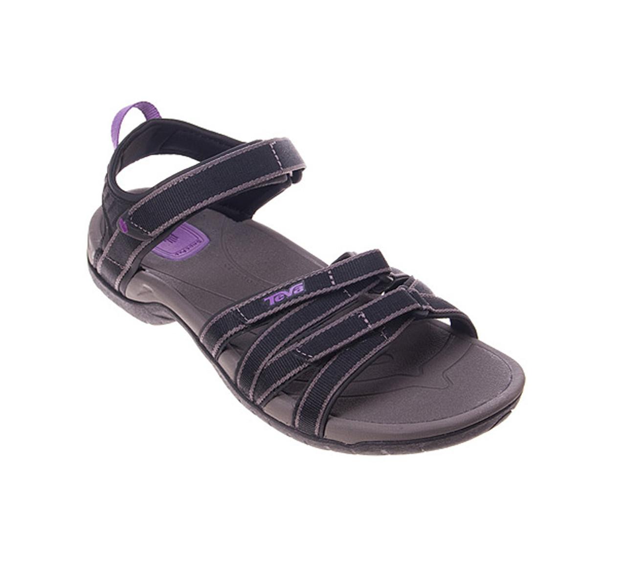 f499ca76bab8 Teva Women s Tirra Sandal Black Grey - Shop now   Shoolu.com