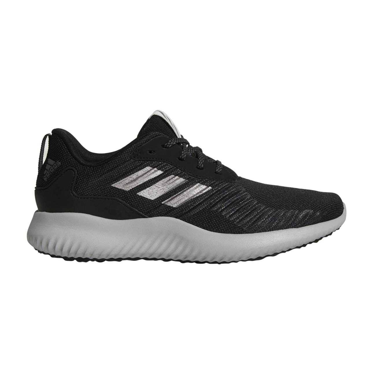 8399172c9 Adidas Men s Alphabounce Running Shoe Black Silver - Shop now   Shoolu.com