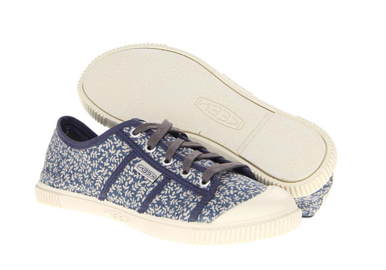 bba823f8f09b Keen Women s Maderas Lace Sneakers Blue Indigo - Shop now   Shoolu.com