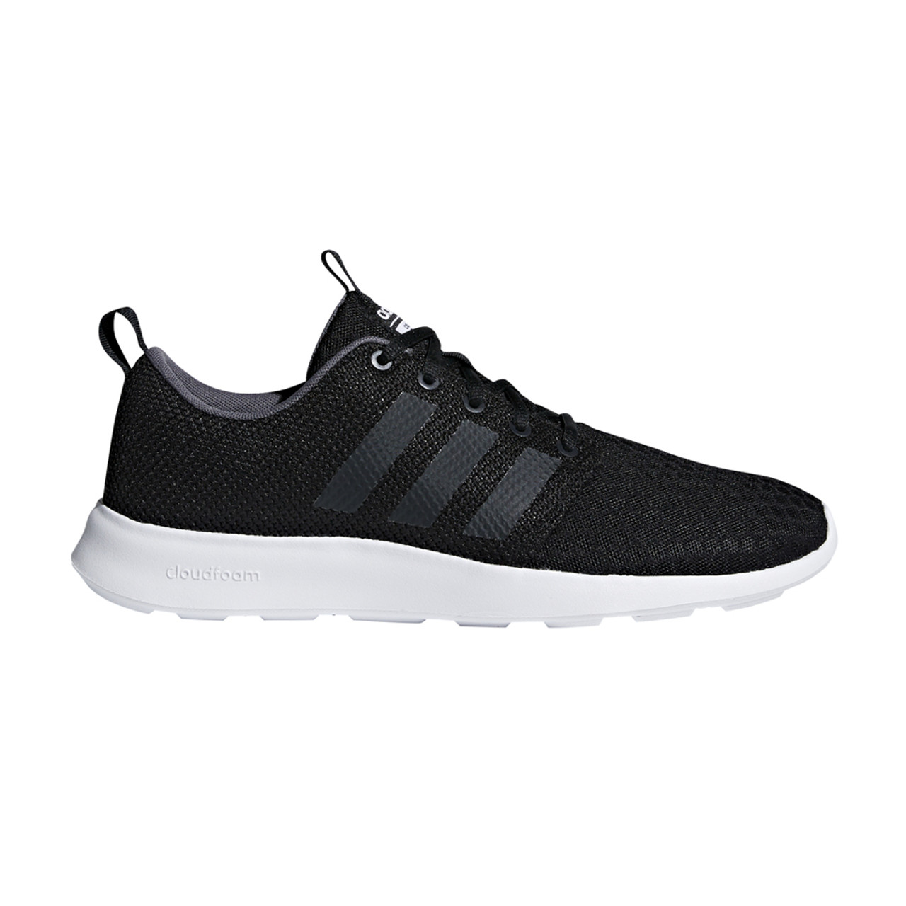 bf972be2e Adidas Men s Cloudfoam Swift Racer Sneaker Black Carbon - Shop now    Shoolu.com