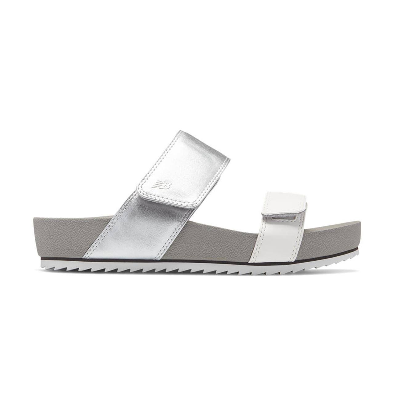 WR3100SL City Slide Sandal - Silver