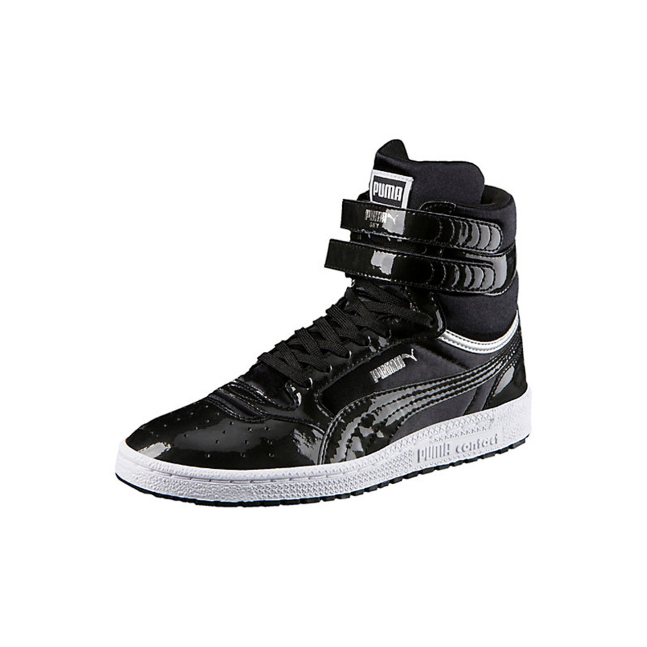 7ca479238323 Puma Women s Sky II Hi Explosive Sneaker Puma Black - Shop now   Shoolu.com