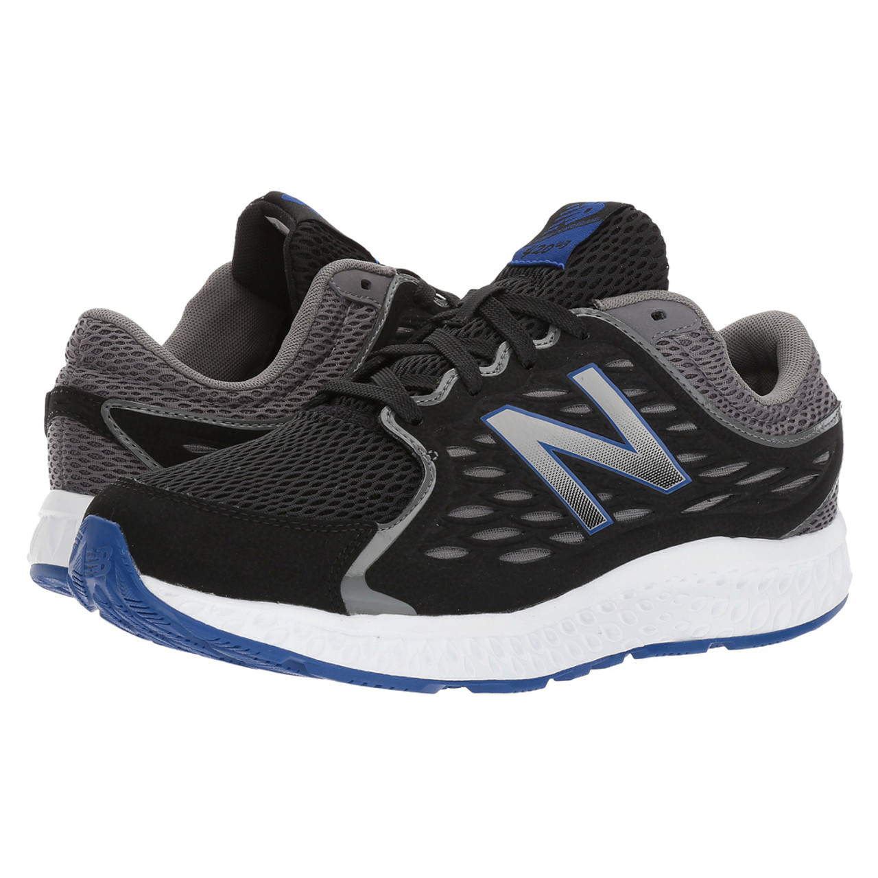 pas mal 1ec94 5a111 New Balance Men's M420CG3 Running Shoe Black/Grey