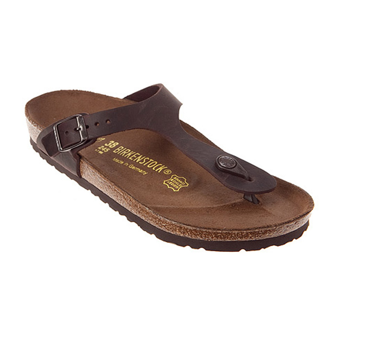 5c134ef29bf Birkenstock Women s Gizeh Thong Habana - Shop now   Shoolu.com