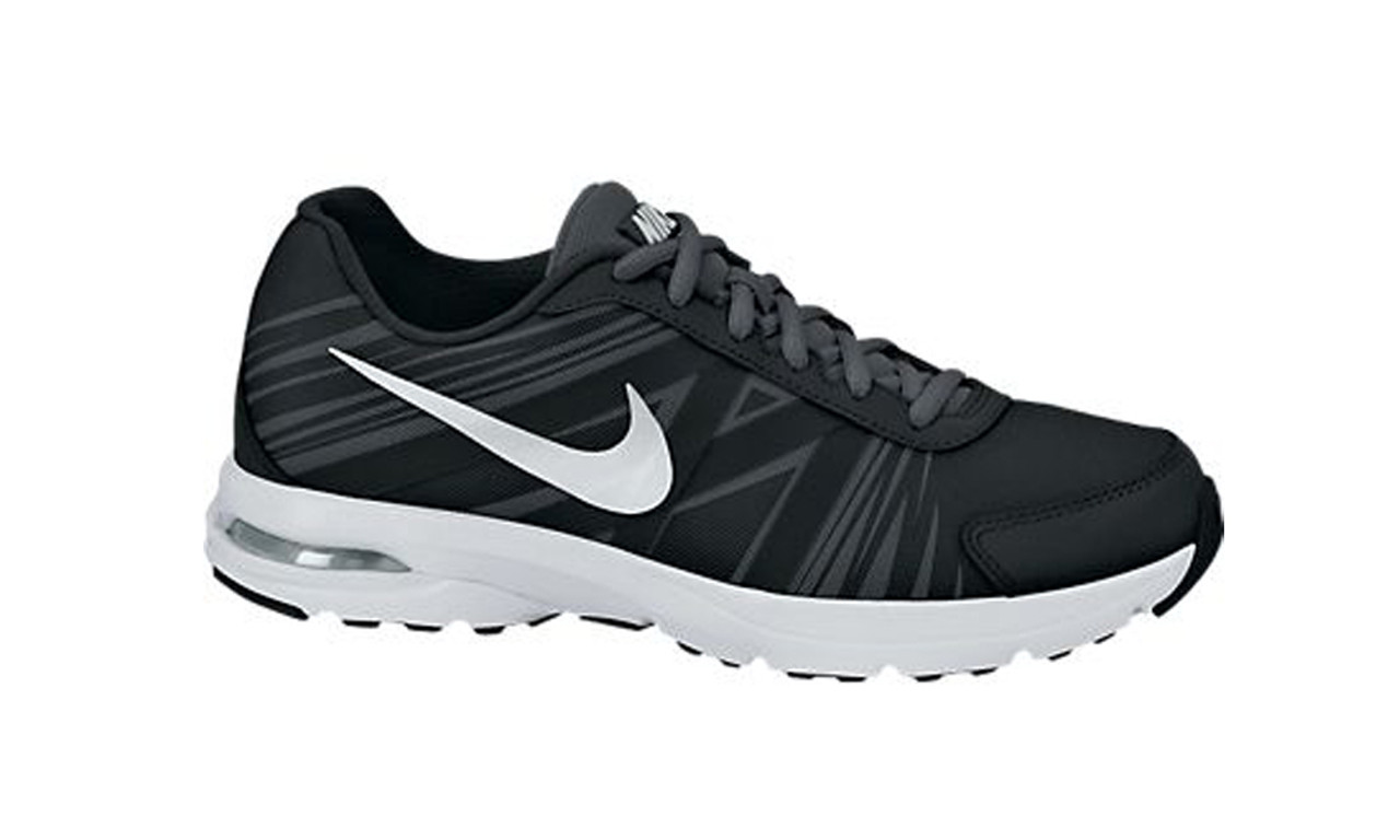 saludo derrota Pino  Nike Air Futurun 2 Black/White Mens Running Shoes -  Black/Anthracite/White/Metallic Silver | Discount Nike Men's Athletic &  More - Shoolu.com | Shoolu.com