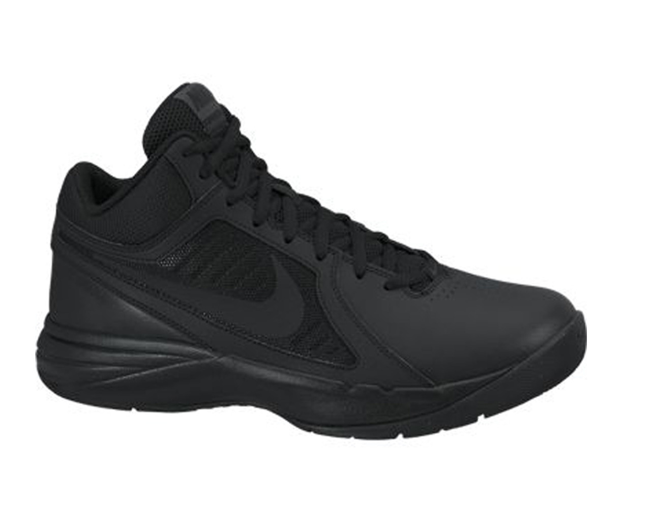 e3f01d16059c Nike Men s The Overplay VIII Basketball Shoes Black Anthracite - Shop now    Shoolu.