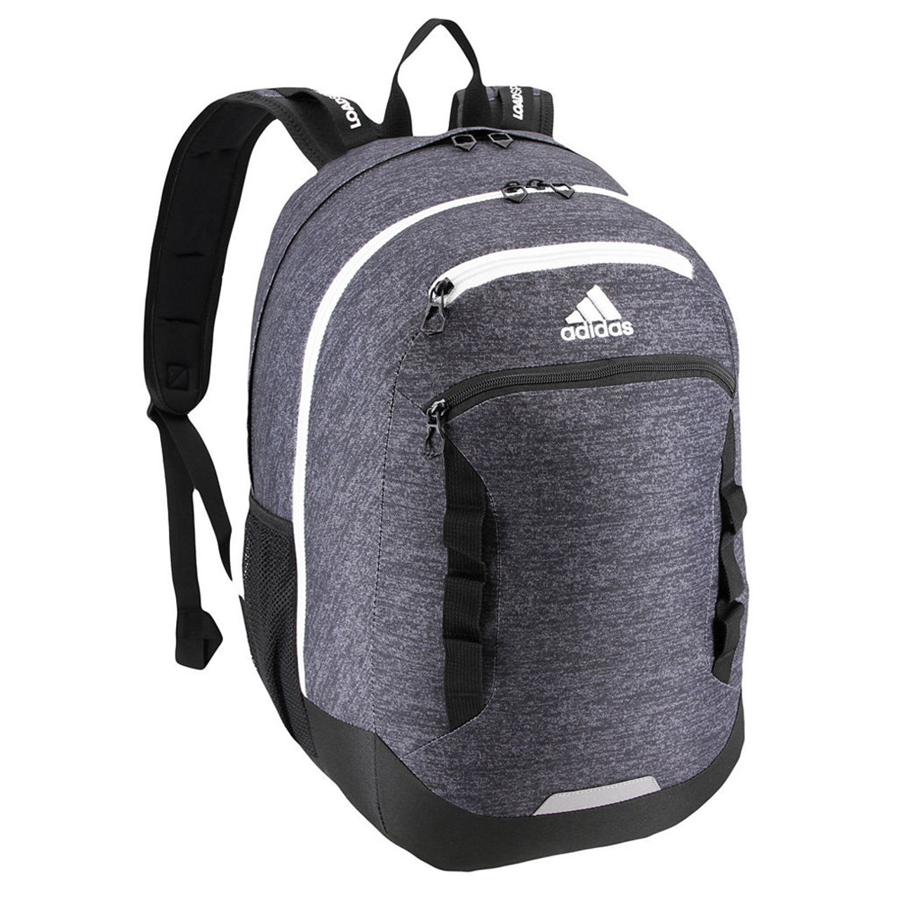 Adidas Excel III Backpack Black Jersey/Neo White/Black