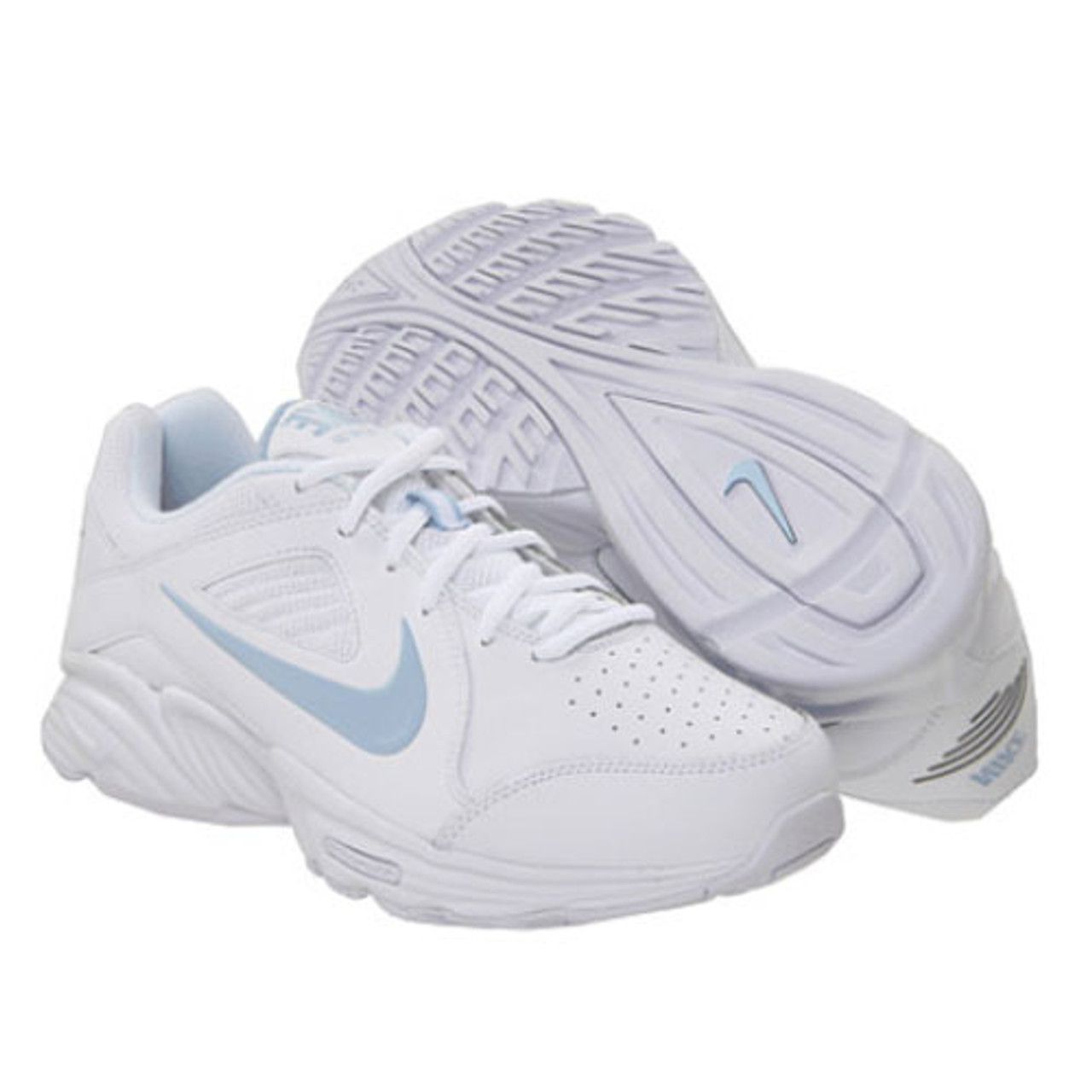 Rebobinar cumpleaños desfile  Nike View III White/Blue - | Discount Nike Ladies Athletic & More -  Shoolu.com | Shoolu.com