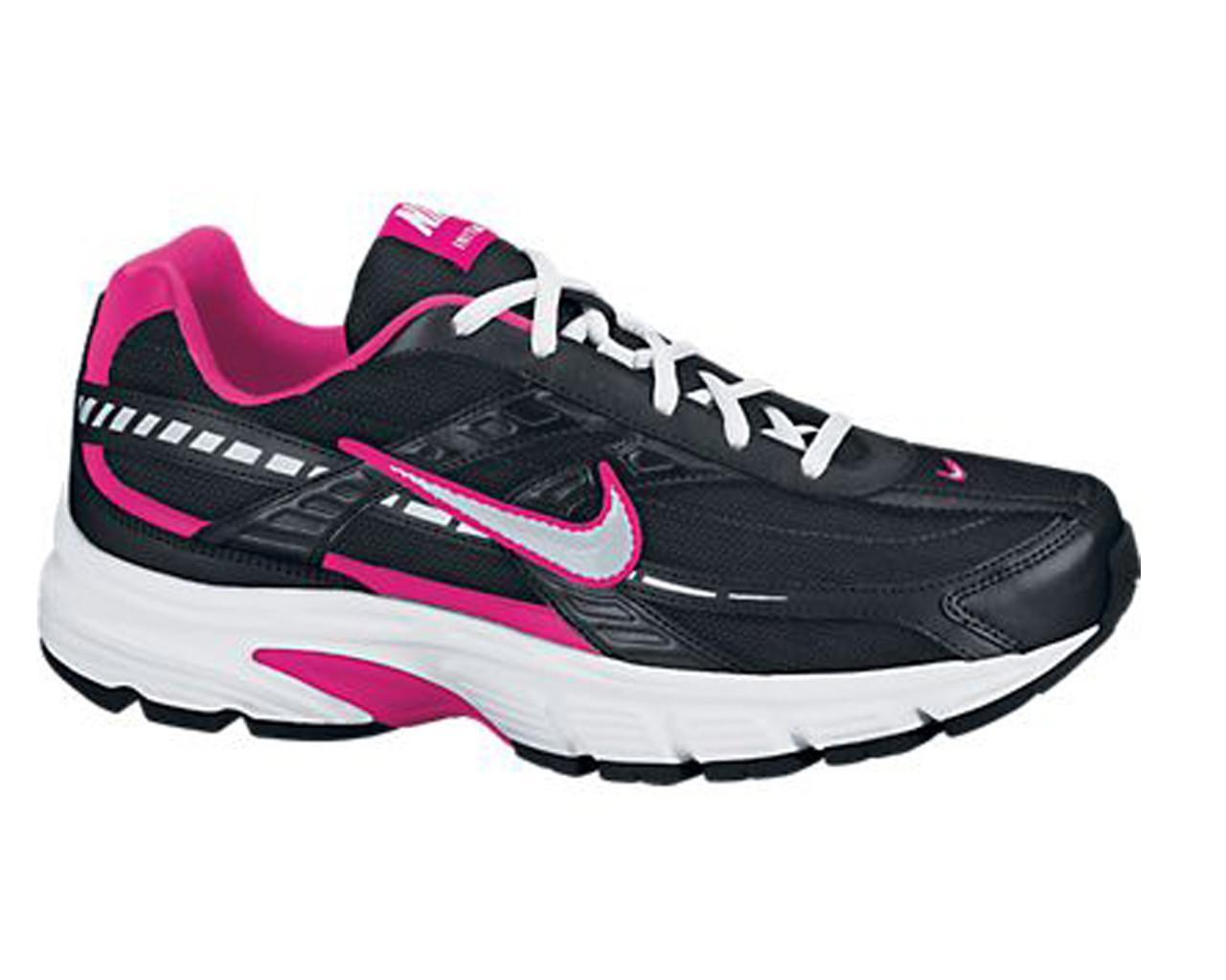 3350af0305eff Nike Women s Initiator Running Shoes Black Pink - Shop now   Shoolu.com