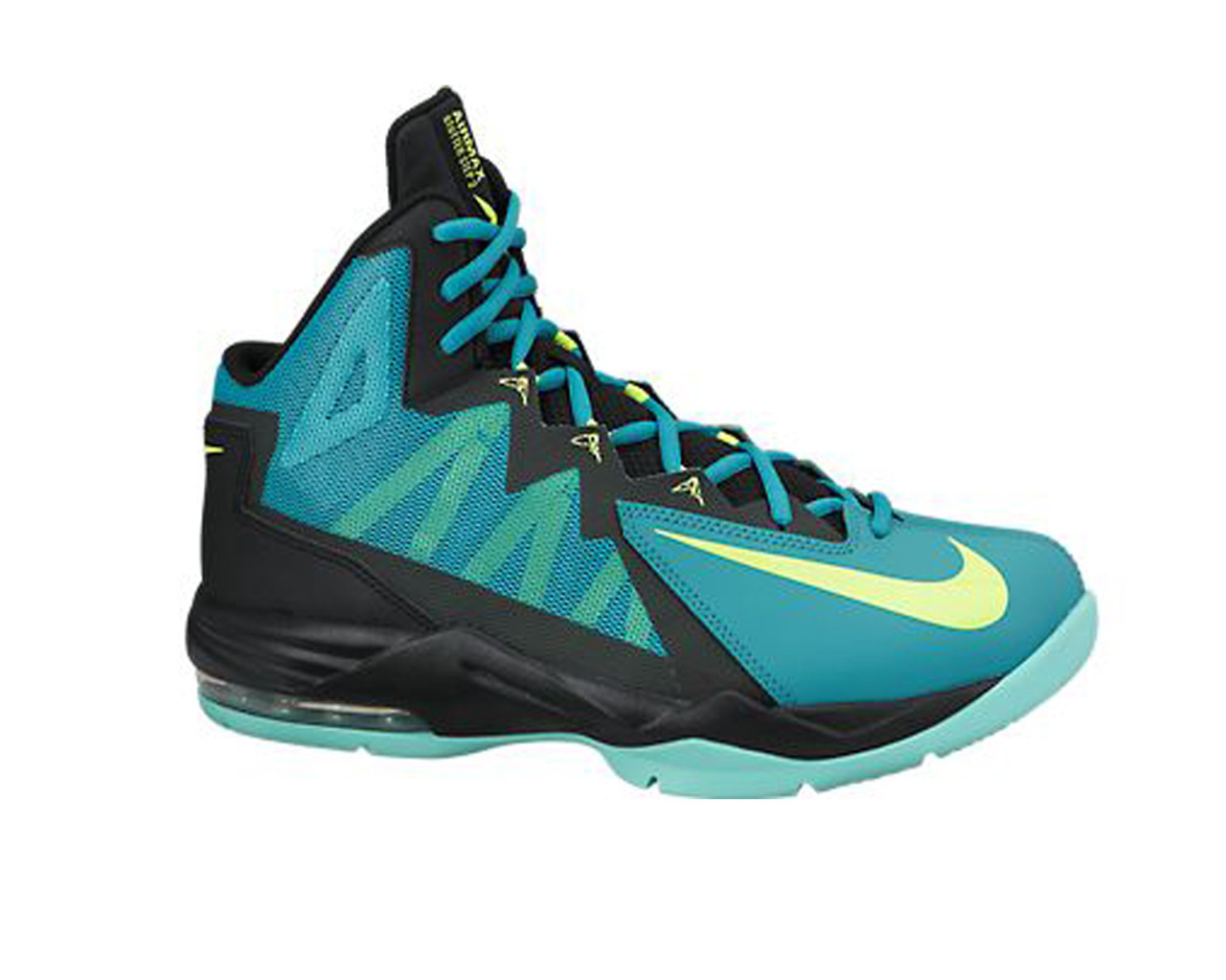 6fe0c70afccd Nike Men s Air Max Stutter Step 2 Basketball Shoes Catalina Turquoise -  Shop now