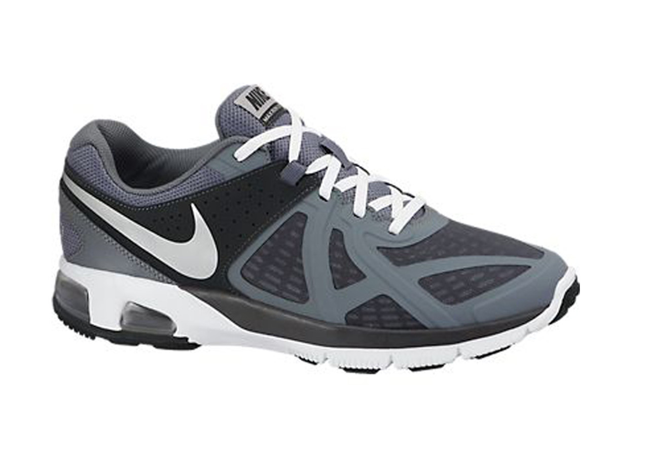 7161c7a38b9ac Nike Men's Air Max Run Lite 5 Running Shoes Grey/White/Silver