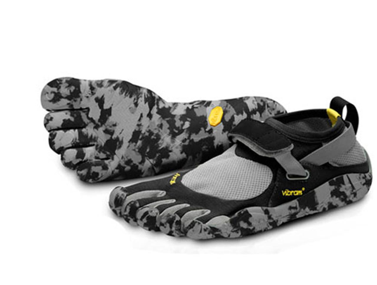 online retailer e9b01 58243 Vibram Five fingers KSO Blk Grey Camo Mens - Shop now   Shoolu.