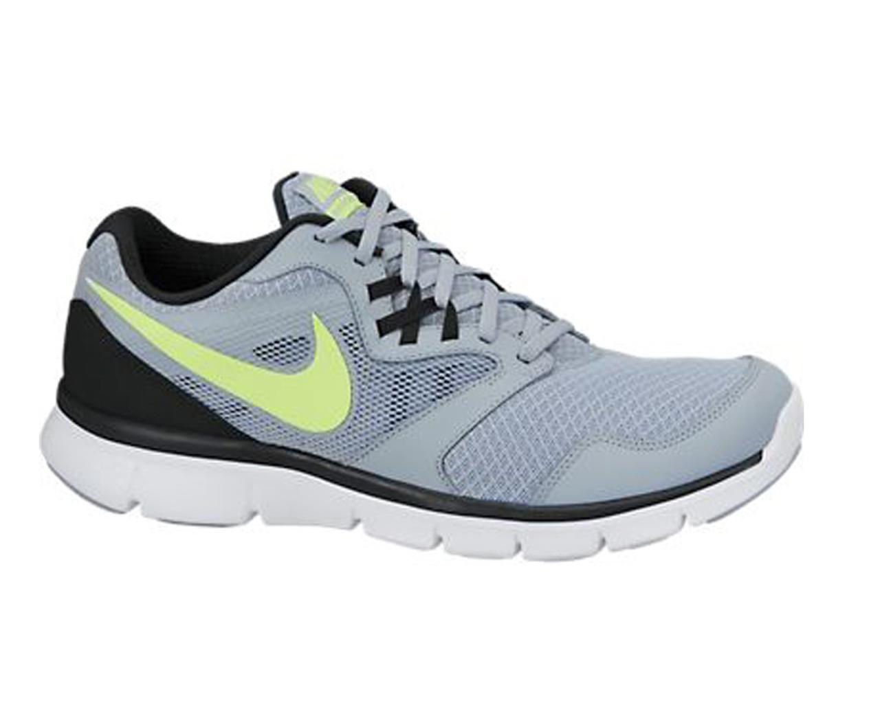 7f04cd3c409c1 Nike Men s Flex Experience Run 3 Running Shoes Magnet Grey Volt - Shop now