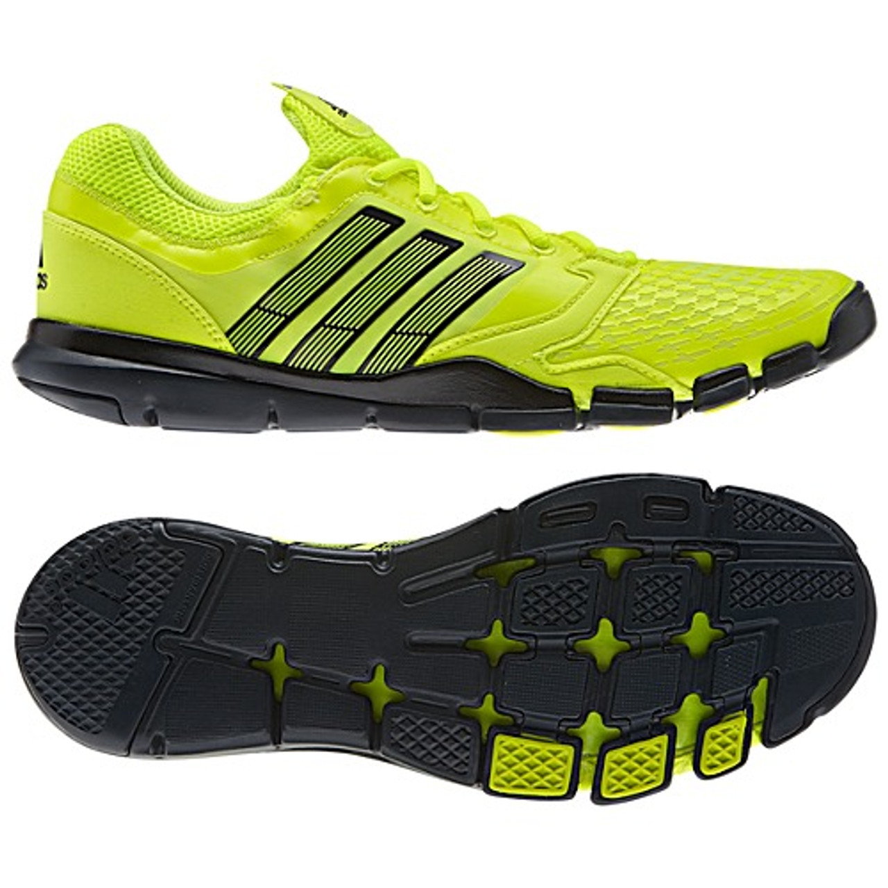 Adidas adipure Trainer 360 Electricity/Black/White Mens Cross Trainers