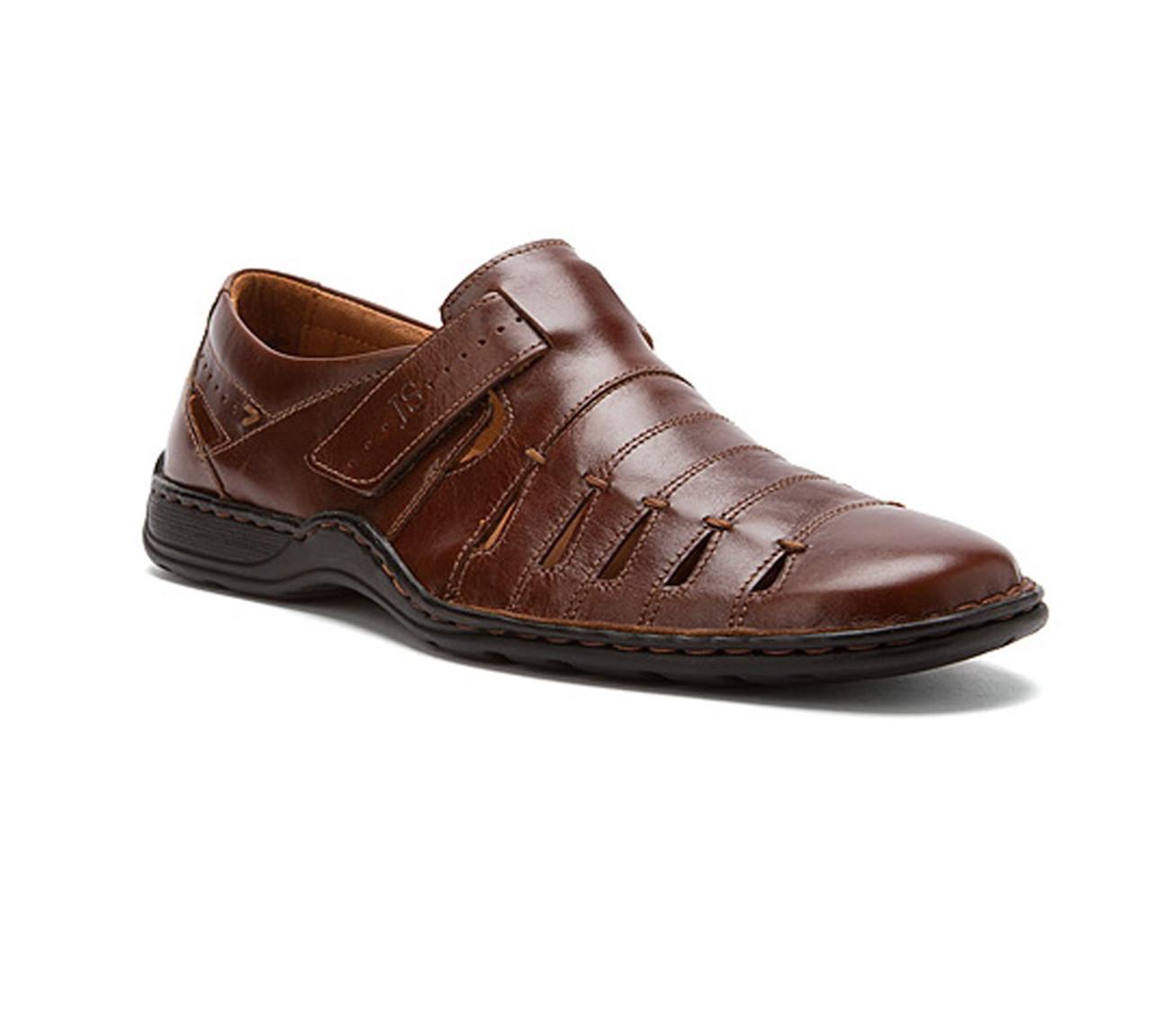 36d4a37279a0 Josef Seibel Men s Lionel 06 Dress Sandal Marone - Shop now   Shoolu.com