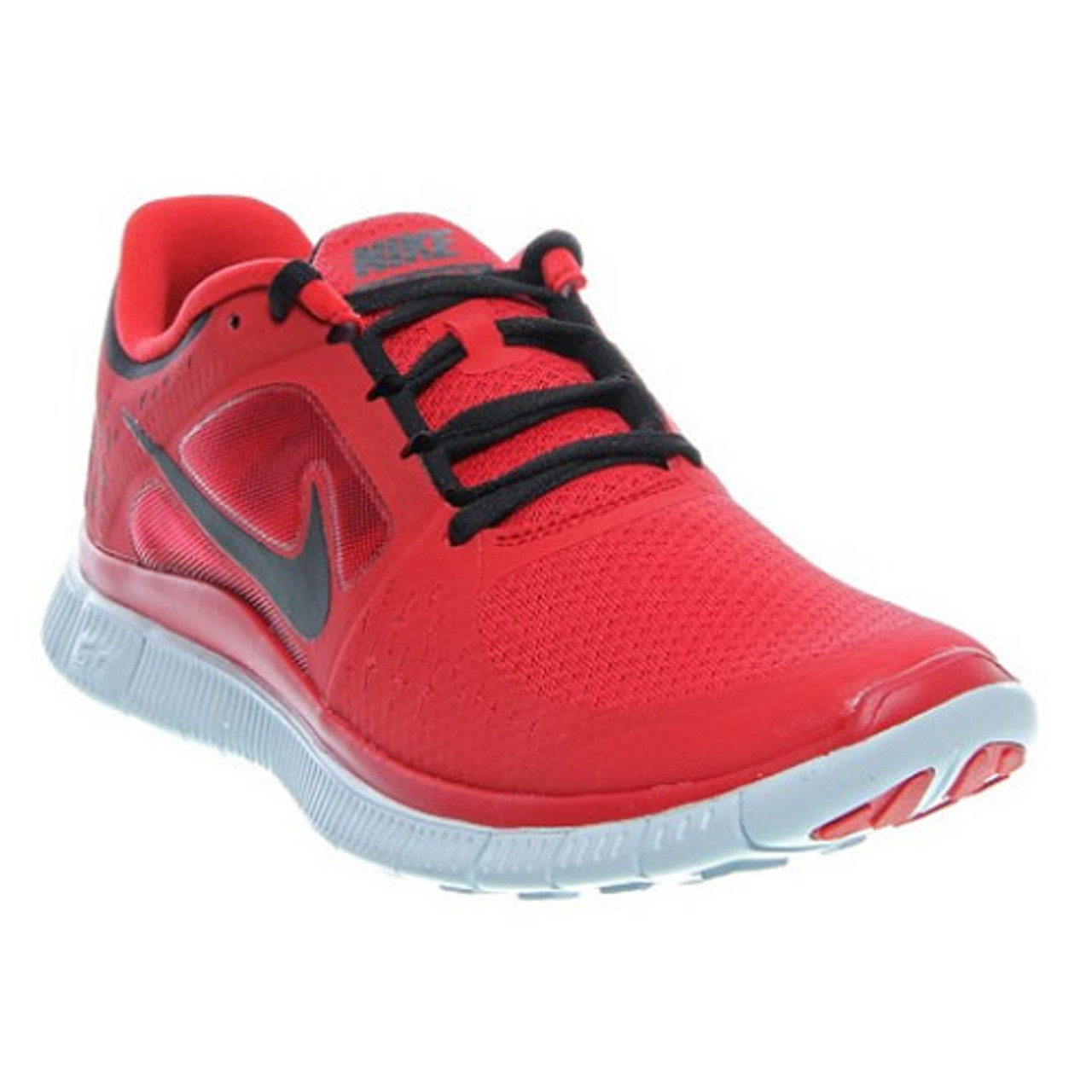 cheap for discount 802dc 17ae2 Nike Free Run + 3 Red/Blk