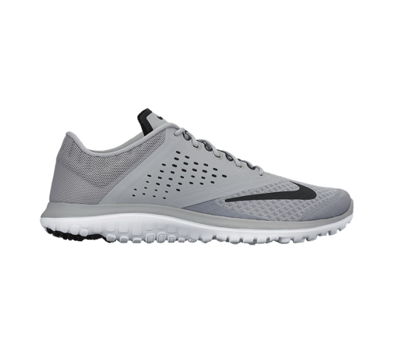 official photos 88e7a e973a New Nike Men's FS Lite Run 2 Running Shoe Grey/Blk